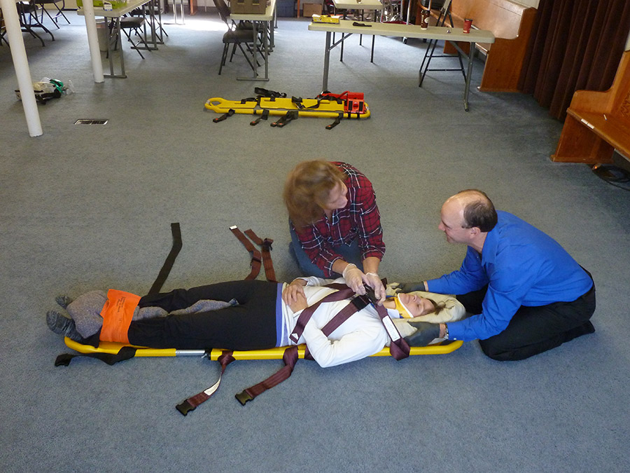Occupational First Aid Level 3