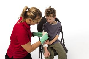 Red Cross Emergency Child Care